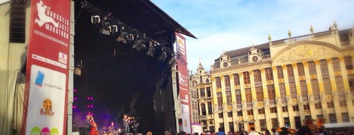 Brussels Jazz Marathon is one of Hello, Brussels.