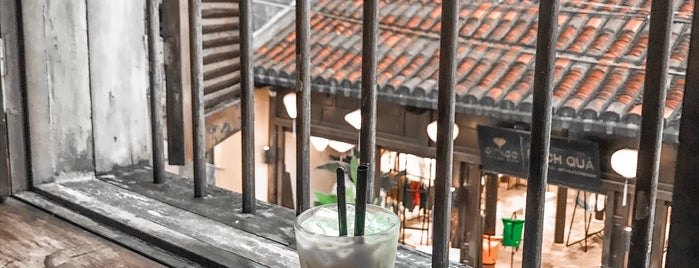 Faifo Coffee is one of Danang&Hoian+.