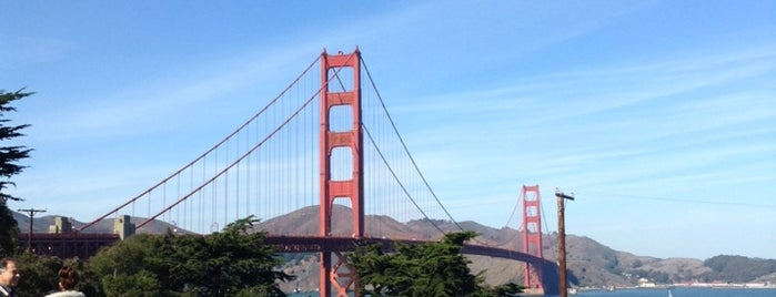 Ponte Golden Gate is one of San Francisco Bay.