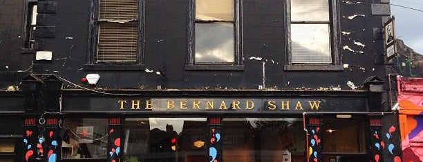 The Bernard Shaw is one of Tempat yang Disimpan Ryan.