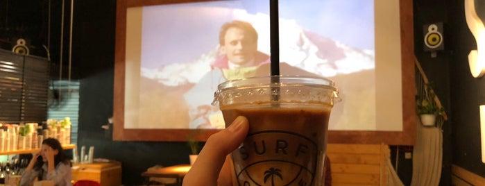 Surf Coffee is one of ***** : понравившиеся места.