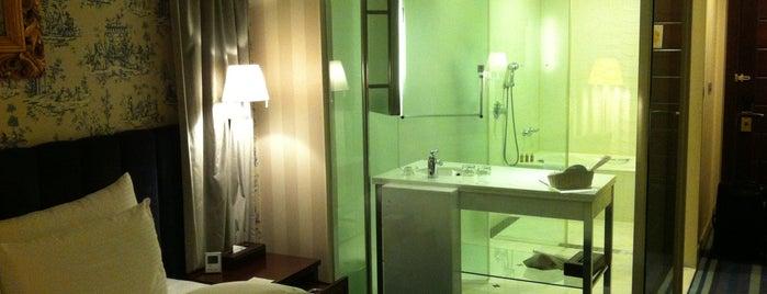 維多麗亞酒店 Grand Victoria Hotel is one of Taiwan.