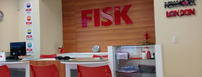 Fisk is one of Places.