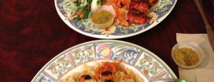 Kabul House Express is one of Stuff I Done Ate.