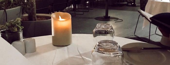 Restaurante Ria Formosa is one of Tempat yang Disimpan MENU.