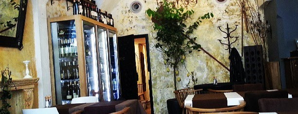 Trattoria by Giovanni is one of To-Do in Prague I.