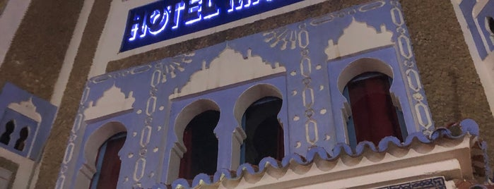 Hotel Madrid is one of Morocco.