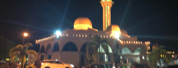 Masjid Mohamed Bolkiah is one of S'ın Beğendiği Mekanlar.