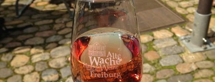Alte Wache (Haus der Badischen Weine) is one of Lyon.