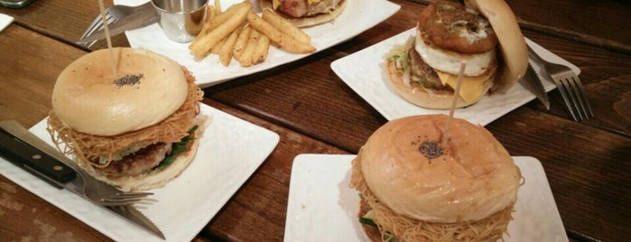 Burgertory is one of KL Casual Dining.