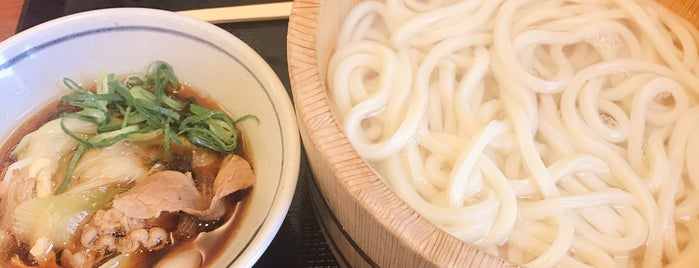 丸亀製麺 大分店 is one of Lieux qui ont plu à Jun.