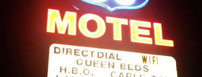 Historic Route 66 Motel is one of Historic Route 66.