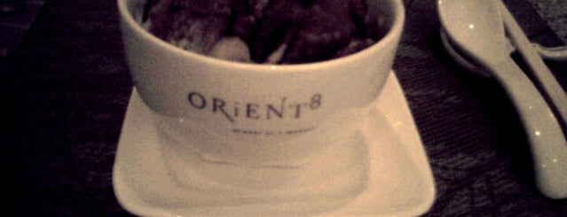 ORIENT8 - Hotel Mulia Senayan, Jakarta is one of J-Town.