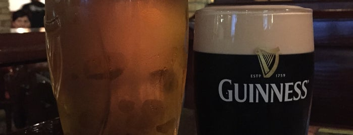 Morrison Irish Pub is one of Cibo.