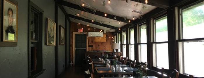 The Pines Restaurant & Lodge is one of Hudson Valley.