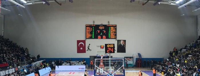 Veysel Eroğlu Spor Salonu is one of Ahmet'in Beğendiği Mekanlar.