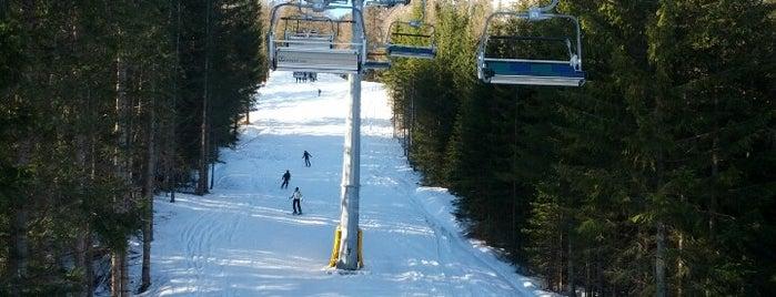 Socrepes Ski Area is one of Kamp/Kayak.