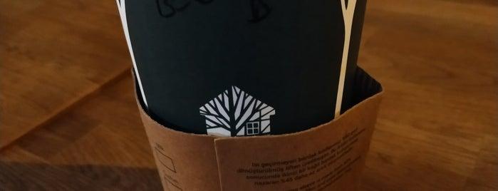 Treehouse Coffee & Roasting Co. is one of Posti che sono piaciuti a Hasan.