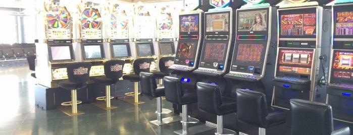 mc carran slot machine is one of Lugares favoritos de Alberto J S.