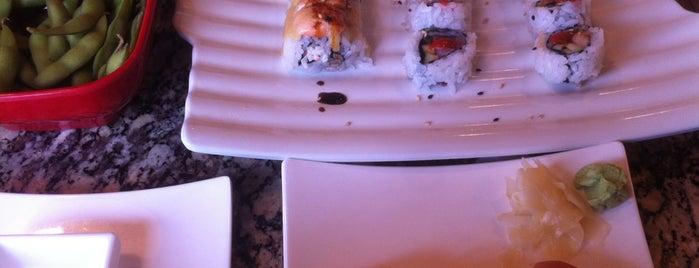 Sushi 1 is one of Lieux qui ont plu à Hiroshi ♛.