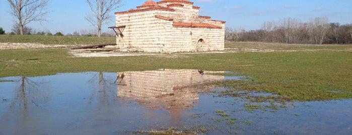 Edirne Yeni Sarayı Kum Kasrı Hamamı is one of Edirne.