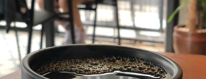 Mars Espresso Cafe is one of Locais salvos de Ibrahim.