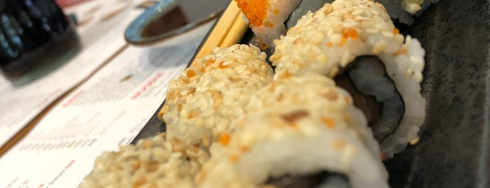 SushiCo is one of Suşi - Japon - Çin - Tay - Kore.