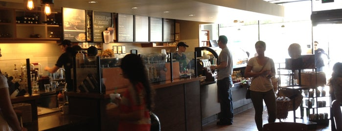 Starbucks is one of Coffee Places.