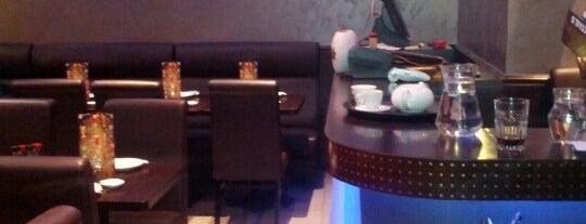 Hoki Sushi is one of สถานที่ที่บันทึกไว้ของ Rafaëla.
