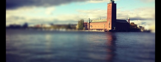 Stockholms Stadshus | Stockholm City Hall is one of Locais curtidos por Richard.