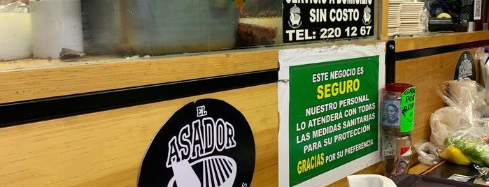Tacos El Asador is one of Orte, die Lou gefallen.