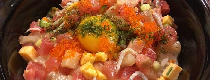立ち呑み 魚勝 is one of Katsu'nun Beğendiği Mekanlar.
