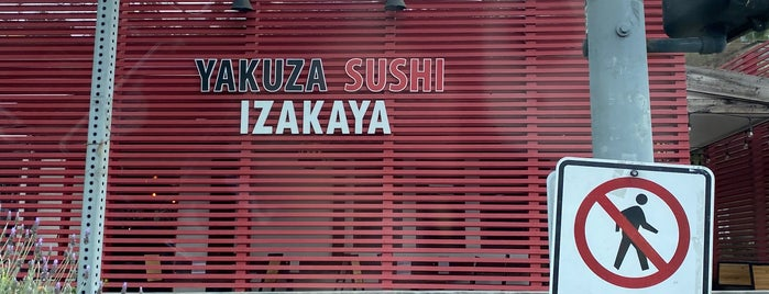 Yakuza Sushi is one of RIX L.A. Eatin'.