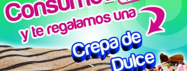 Hamburger 46 (Pepitos y Chapatas) is one of สถานที่ที่บันทึกไว้ของ Francisco Adun.