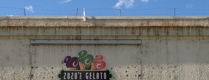 Zuzu's Gelato is one of Arrowtown.