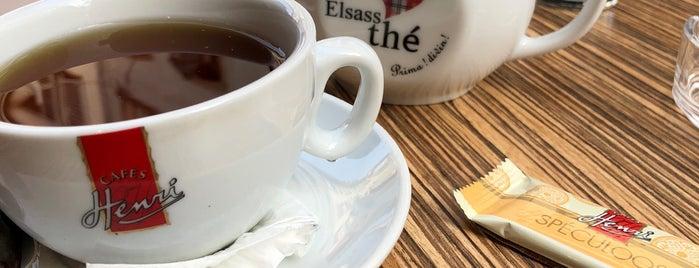 Cafés Henri is one of Lieux sauvegardés par Henri.