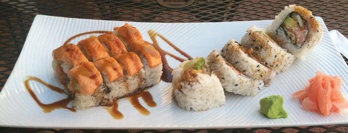 Koi Koi Sushi & Roll is one of Christine'nin Kaydettiği Mekanlar.