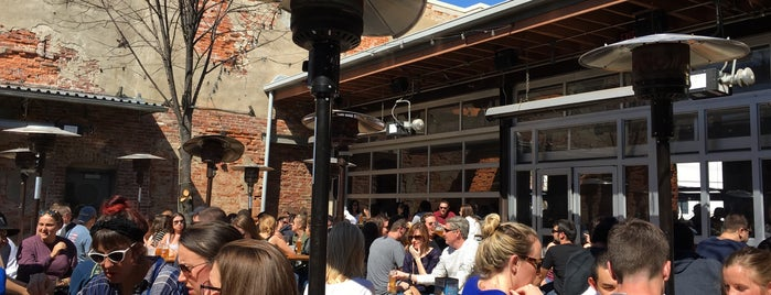 Frankford Hall is one of America's Best Beer Gardens.