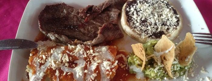 Sabor Guerrero is one of comida.