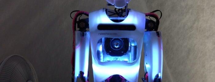 Выставки Madrobots