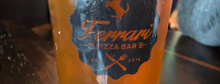 Ferrari Pizza Bar is one of Alex & G.