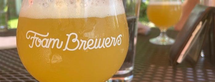Foam Brewers is one of Burlington.