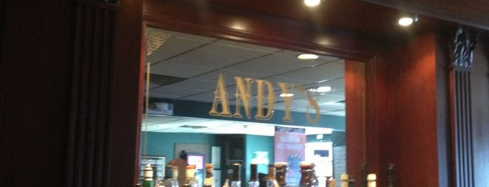Andy's Corner Bar is one of drinking destinations!!.