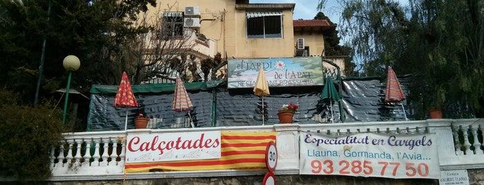 Jardí de l'Àpat is one of Terrazas Barcelona.