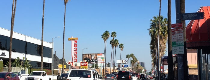 Sunset Boulevard is one of Los Angeles.