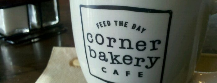Corner Bakery Cafe is one of Los Angeles.