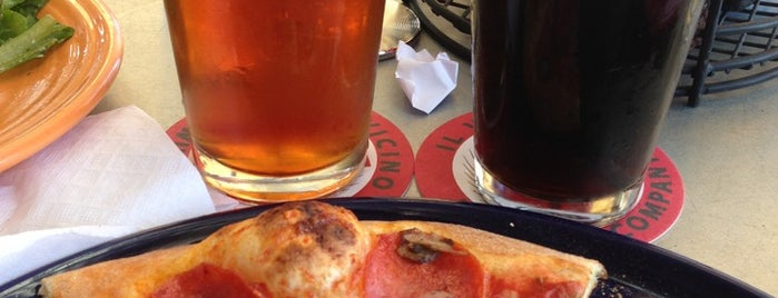 Il Vicino Wood Oven Pizza is one of New Mexico Breweries.