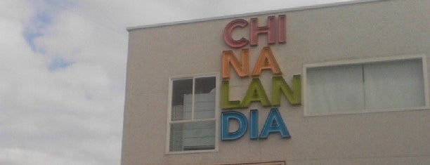Chinalandia is one of Orte, die Tati Pole gefallen.