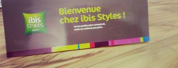 ibis Styles Paris Gare du Nord TGV is one of Orte, die ste gefallen.