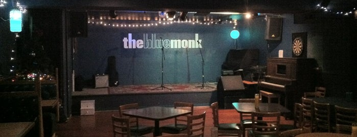 Blue Monk is one of Oregon's Music Venues.